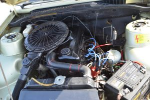 Vauxhall Carlton 2.0L engine