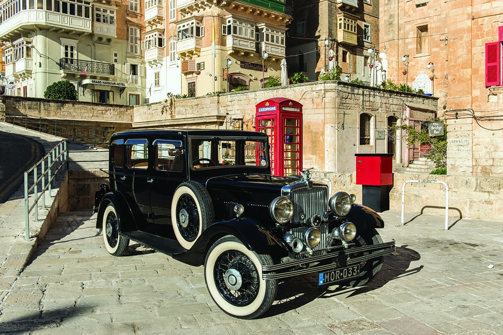 1933 Morris Oxford