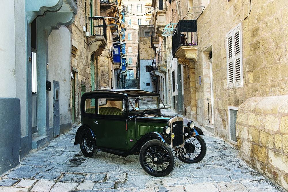 1934 Austin Seven RP Saloon