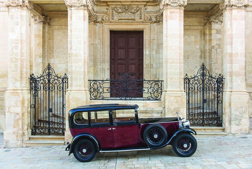 1935 Rolls Royce 2025 Limousine