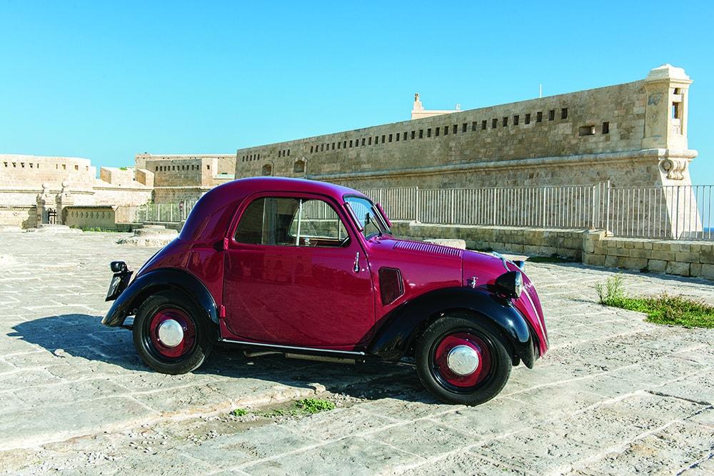 1936 Fiat Topolino 500A Saloon
