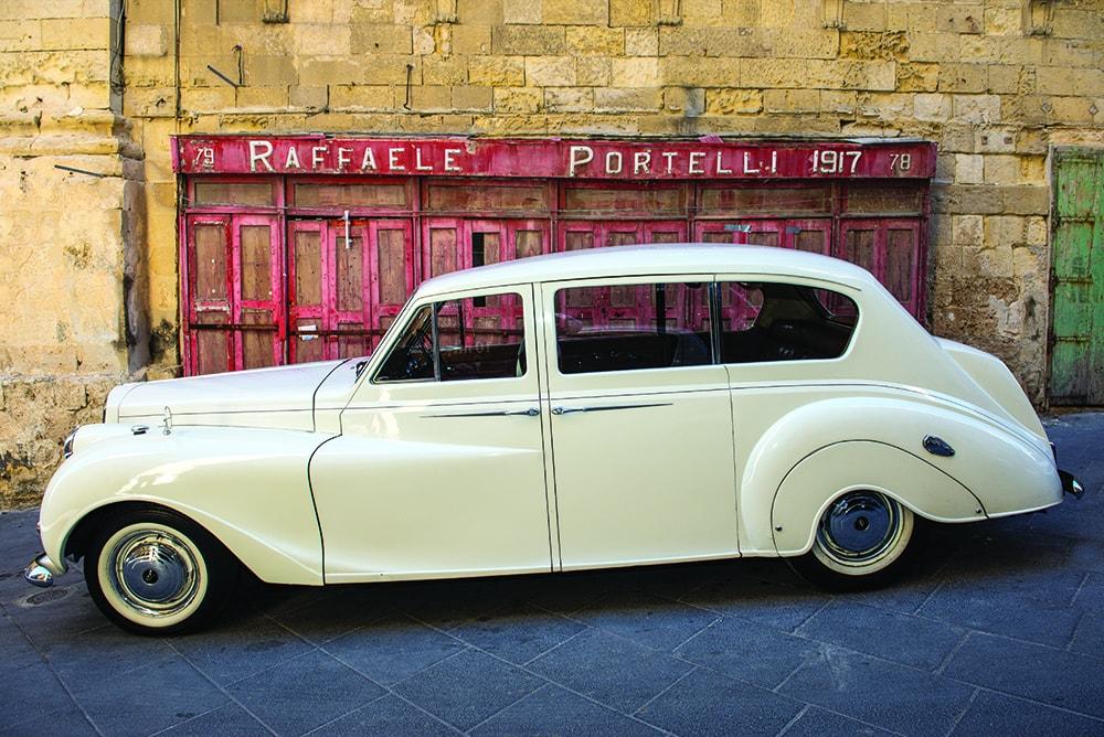 1963 Austin Princess Saloon