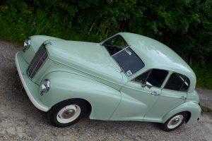 Morris Mercedes