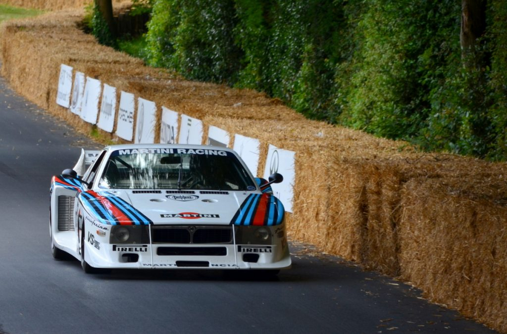 A rare non-rally competition machine from Lancia came in the form of the Montecarlo Turbo an endurance racer that took several championships in the early 1980s