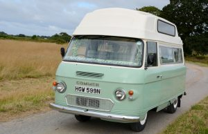 Commer PB Campervan