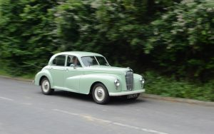 On the road this Morris belies its age offering performance, handling and stopping power many classic drivers will envy