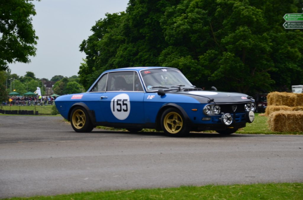 The Fulvia Montecarlo (which it won in 1972) with an engine so versatile it was eventually tuned to offer over 100bhp per litre