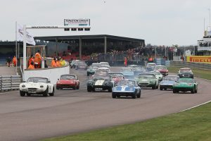 The Guards Trophy will feature at Thruxton