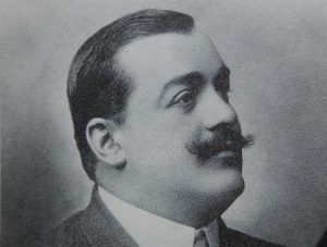 Vincenzo Lancia 1881-1937, his father predicted a career in accountancy unaware of the influence Vincenzo would play in the development of the automobile