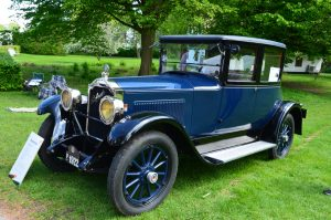 A lovely Packard Single Six 'Doctors Coupe' from 1922 built in Detroit
