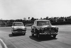 Cavalcade of 60 iconic BTCC cars to mark milestone on Tin Top Sun