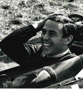 Jim Clark will be remembered by the HSCC