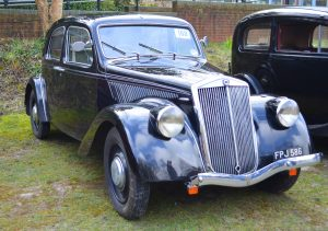 Owned by Stuart Tallack this 1937 Aprilia was one of the earliest built