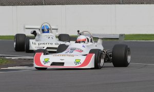 Paul Tonkin steps up to Historic F2 with the ex-Wheatcroft Racing Chevron B29