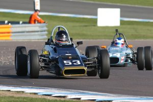 Richard Tarling will defend his Historic FF1600 title