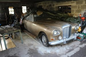 1963 Bentley Continental Mulliner Park Ward S3