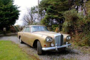 Bentley Continental Mulliner Park Ward S3