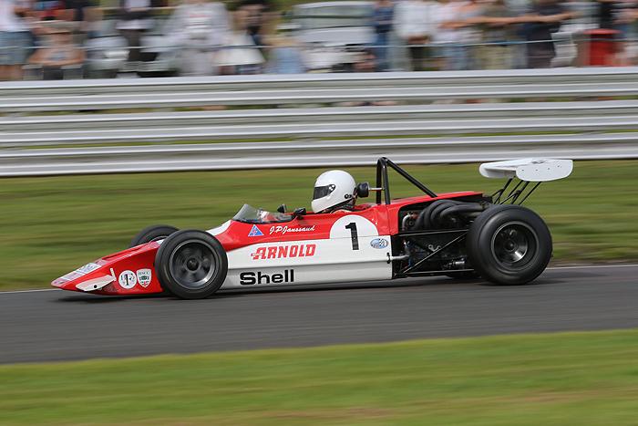 Robert Simac heads the Formula 2 entry for Hockenheim