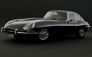 Jaguar E Type (1961)