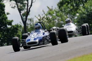 The Historic F3 grid will contest the Nations Cup at Brands Hatch