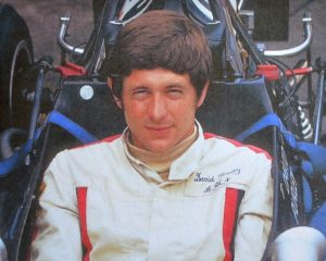 David Purley always looked calm and comfortable behind the wheel of a race car