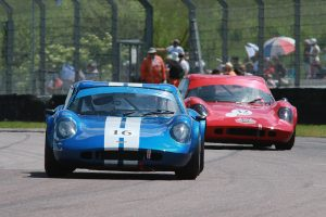 Entries are building for the Chevron race at Oulton Park