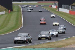 The Jaguar Classic Challenge features big grids