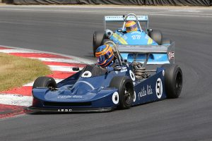 Tom Bradshaw starred in Classic Formula 3