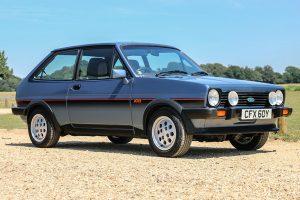 1983 Ford Fiesta XR2 Mk1 600px