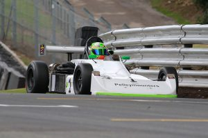 Andrew Park heads the Historic FF2000 table