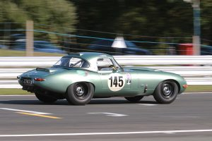 The 2018 Jaguar Classic Challenge concludes at Spa