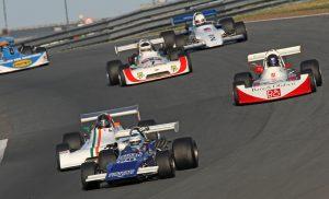 Dijon will host a stunning Historic F2 grid