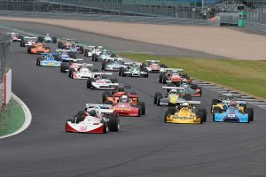 Historic F2 will feature at the Silverstone Classic