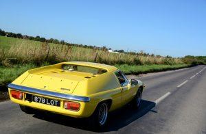 1968 Lotus Europe