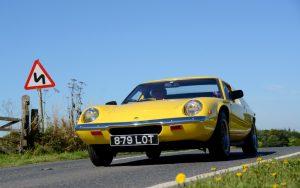 1968 Lotus Europe Series 1-2