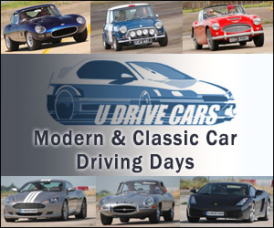 classic car driving experiences