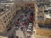 Mdina Cathedral Square view of the concours from the bell tower