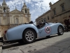 Sussex Sports Cars Gerry Wadman brought over his Triumph TR3 which competed and did well in all week ends events