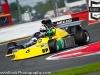 2012 Silverstone Classic, F2 & F5000, March 742, Martin STRETTON, Peter Gethin Trophy, Simon HADFIELD, Trojan T101