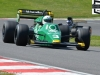 Ian Simmonds in a Tyrrell 102 in the F1 Masters