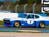 1975 Ford Capri, Chris Ward and John Young, Classic Touring Cars