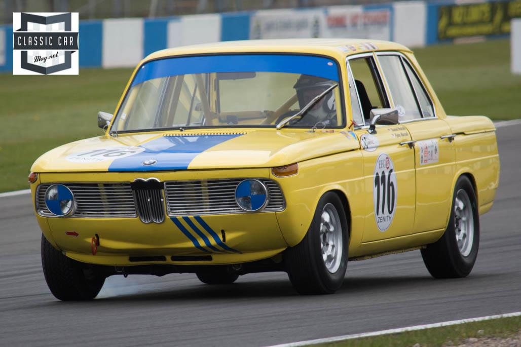 #116 P.Mursall - 1965 BMW 1800i -