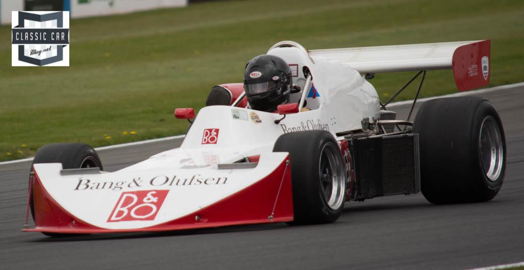 #22 M.Dwyer - 1974 March 742 - Historic Formula 2