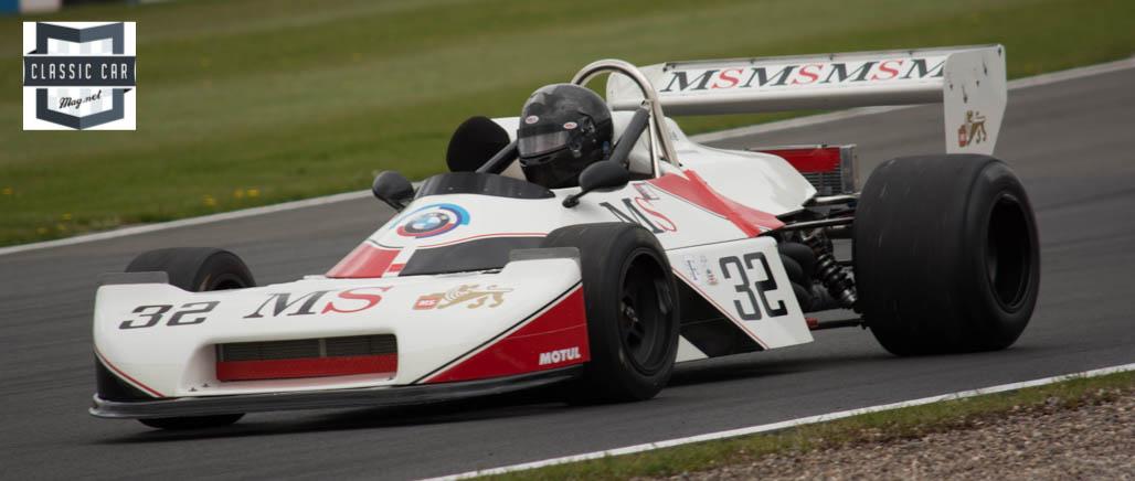 #32 S.Seaman - 1977 Ralt RT1 - Historic Formula 2