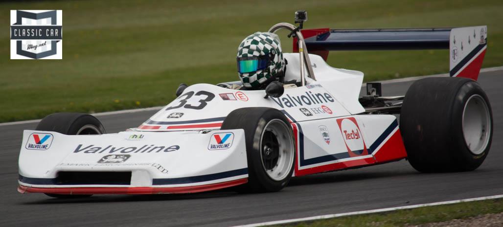#33 No Details - Historic Formula 2