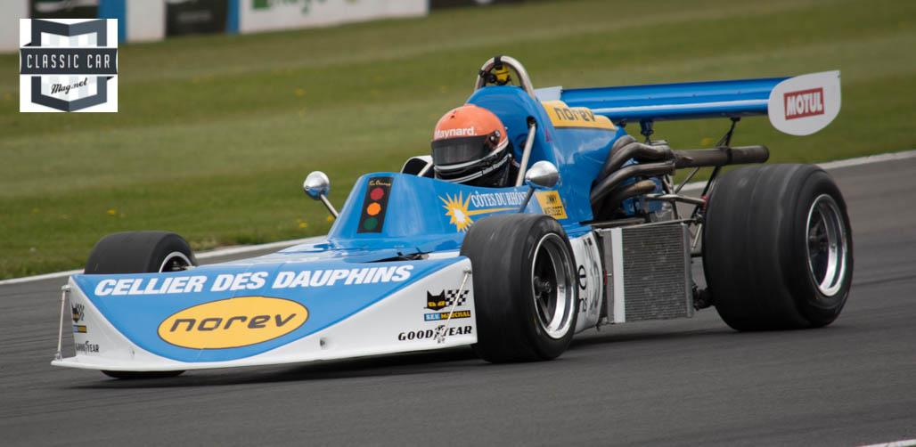 #35 J.Maynard - 1974 March 742 - Historic Formula 2