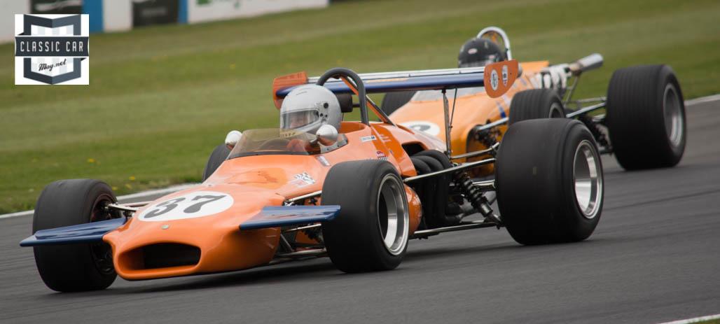 #37 L.Small - 1970 Brabham BT30 - Historic Formula 2