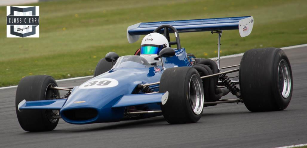 #39 M.Bullock - 1970 Chevron B17C - Historic Formula 2