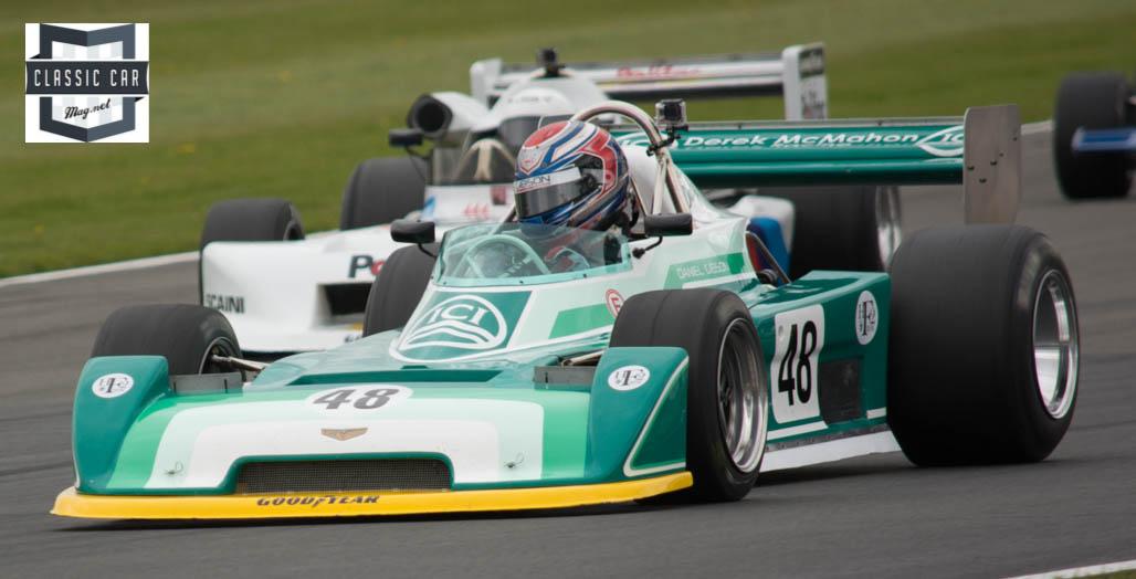 #48 D.Gibson - 1978 Chevron B42 - Historic Formula 2