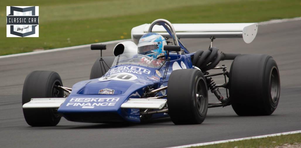 #50 P.Bason - 1971 March 712 - Historic Formula 2